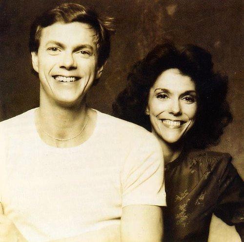 Richard and Karen